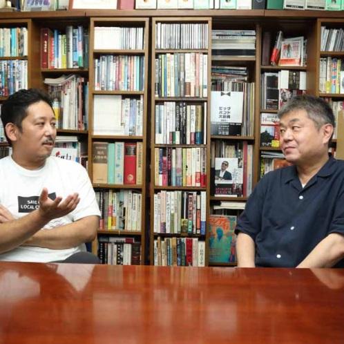 「続けること、続いてることが恩返し」入江監督の対談企画@ユーロスペース渋谷